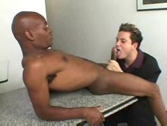 Twink brutally monsterfucked