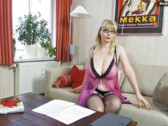 Busty milf casey - german dirty talk