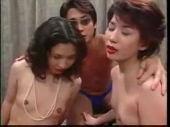 Japanese groupsex orgy