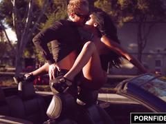 Pornfidelity - streetwalker selena rose loves creampies