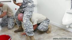 Nude movie of gay sexy marines good anal training