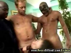 Rocco siffredi - bondage fucking hardcore