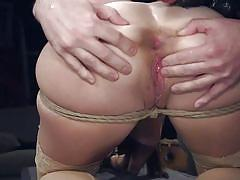 Alana is in for some punishment
