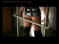 submissive, bdsm, bondage, slave, torture, extreme, rope, hogtied, restraint, strappado