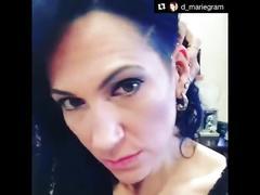 amateur, masturbation, milf, pov, mom, mother, point of view, masturbate, pierced, married, blue hair, finger tattoos, tattoo, tattoo milf, pierced nation, solo, drag queen