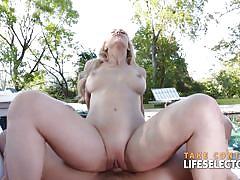 Cherrie deville - horny milf fucked hard
