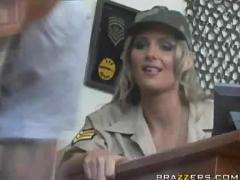 Phoenix marie - hard-ass recruiting officer