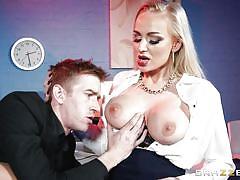 Kayla craves big cocks