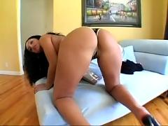 Hott latina ice la fox wants a bbc