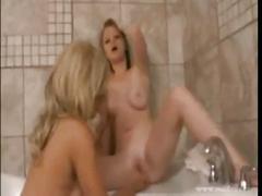 Hot lesbian milf and teen