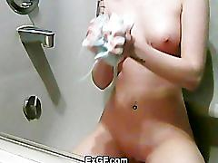 Exgf wet soapy
