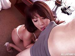 Yuki and her man really get it on