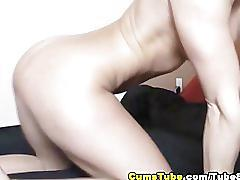 Hot fitness babe masturbating hd