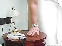 Young blonde anal creampie