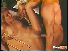 blonde, pornstar, reality, milf, pornhub, heels, trimmed-pussy, voyeur, doggy-style, cumshot