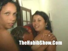 Brazilian orgy freak fest