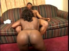 Ebony gut crushing