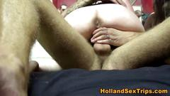 The ass of a hooker gets to be fucked so well