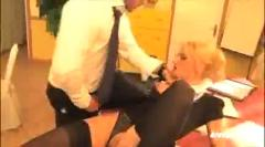Blonde hot sexy milf get fucked