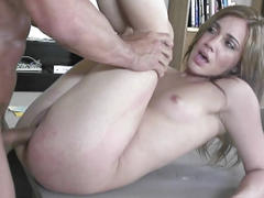 Teen slut dakoda brookes taking dick from her teacher