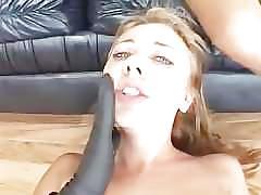 Taste cum from ass 1