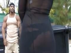 Kelly leigh interracial anal creampie