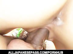 Hatsumi kudos cream filled pussy