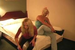 Blonde lesbian - summer haze & daisy...usb
