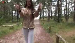 Eroberlin anastasia petrova russian outdoor nudist forest