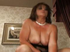 Extreme hardcore sex with a naughty milf and a big cock.