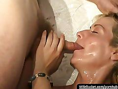 I fucked the sluttiest and dirtiest milf in moscow