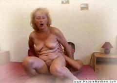 mature, milf, molested, cum, blowjob, deepthroat, big tits, boobs, stocking, blonde