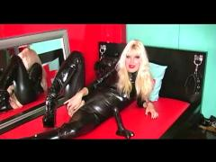 Mistress starla will tease you erect