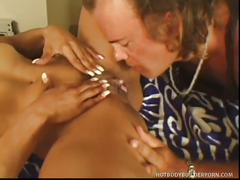 Kitana steele fucked by a horny older guy