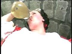 Bbw  winecellar
