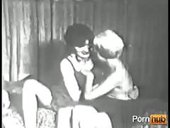 vintage, classic, retro, girl-on-girl, pussy-licking
