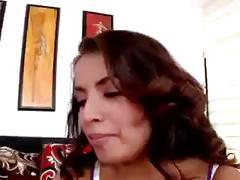 Latina 4some:jaylene rio & pepper foxx