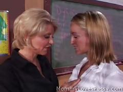 Teacher and the milf