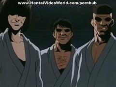 hentai, cumshots, hentaivideoworld.com, mmf, threesomes, groupsex, orgasm, anime, cartoon