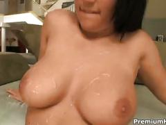 Jordan star big boobs jizzed