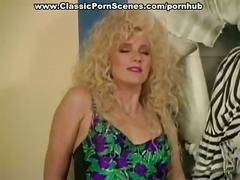 Two beauties for lucky dick