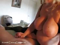 Hot curvy milf smoking sex