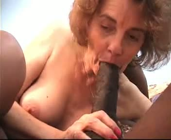 Two big dicks one milf