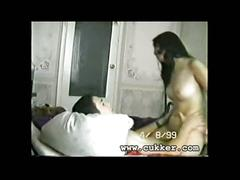 Beautiful indian girl fuck by boyfriend in hotel room