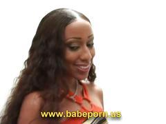 Ebony babes