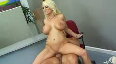 Holly halston sexy blonde milf with big boobies