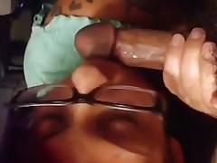 blowjob, pov, red head, glasses, redhead, cock-sucking, point-of-view, sucking-dick, fellatio, oral-sex, spitting, homemade, amateur, homemade-blowjob, big-boobs