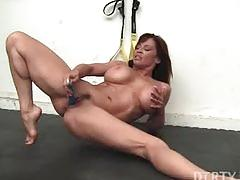 Devon michaels masturbates