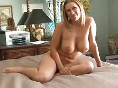 Enormous tits  pussy pounded