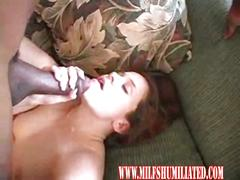 Savannah stern obeys her black snake
